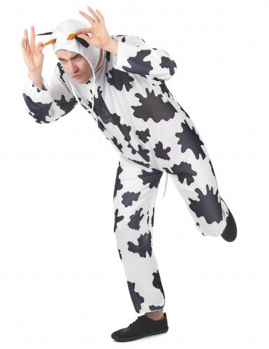 Disfraz de vaca adulto-1