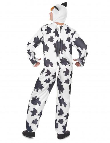 Disfraz de vaca adulto-2
