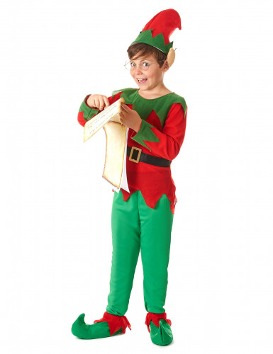 Disfraz elfo niño-1