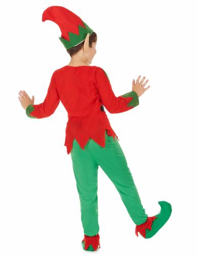 Disfraz elfo niño-2