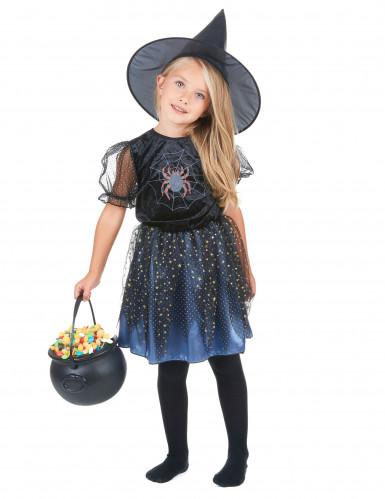 Disfraz de bruja araña Halloween