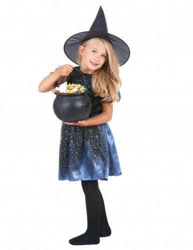 Disfraz de bruja araña Halloween-1