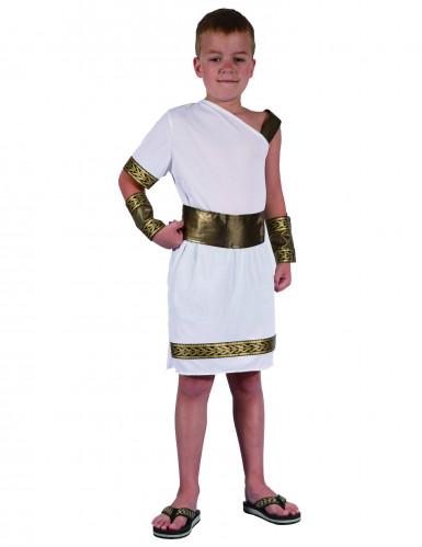 Disfraz de gladiador romano niño