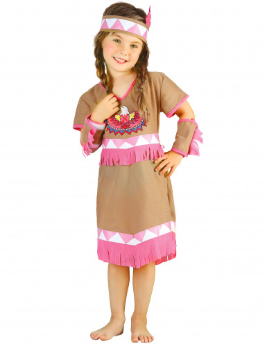 Disfraz india niña-3