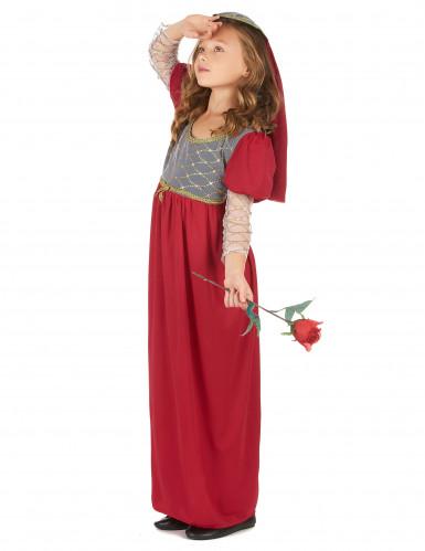 Disfraz medieval niña-1