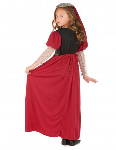 Disfraz medieval niña-2