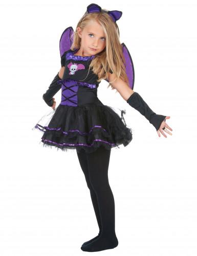 Disfraz de murciélago niña-1
