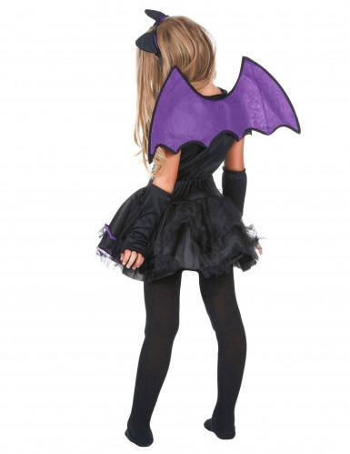 Disfraz de murciélago niña-2