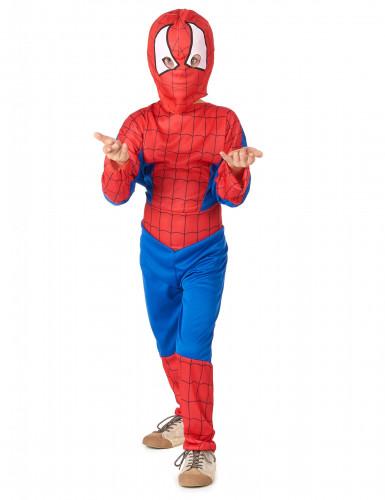 Disfraz hombre araña niño