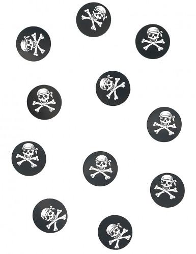 150 Confetis de mesa pirata