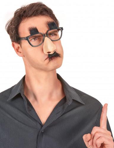 Gafas nariz y bigote-1