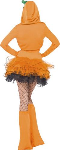 Disfraz de calabaza sexy mujer Halloween-1