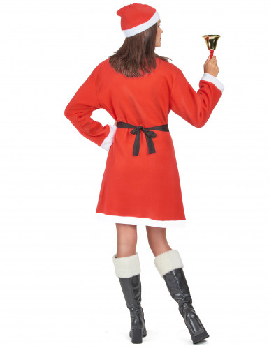 Disfraz de Mamá Noel mujer-2