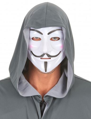 Máscara anónimo adulto