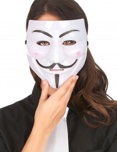 Máscara anónimo adulto-1
