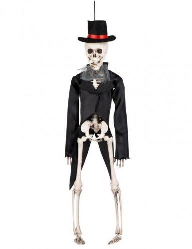 Decoración colgante novio gótico Halloween-1