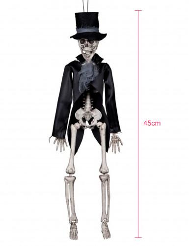Decoración colgante novio gótico Halloween-2