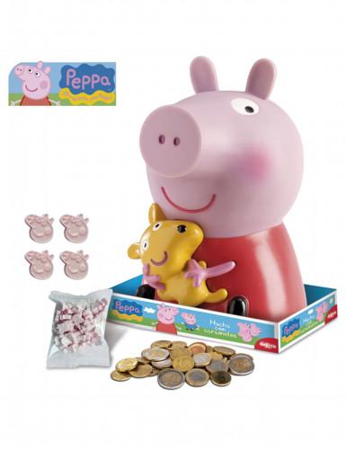 Hucha con caramelos Peppa pig™