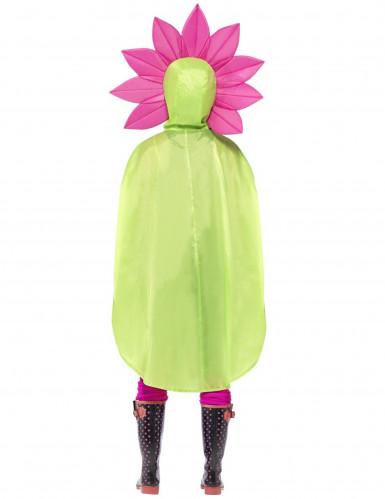 Poncho flor adulto-2