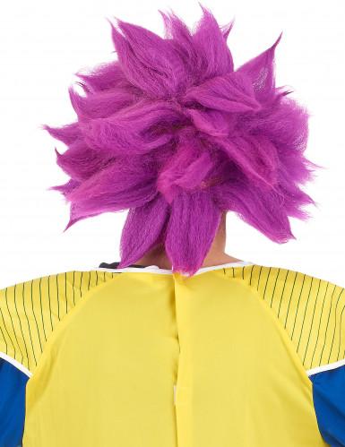 Peluca manga violeta mujer-1