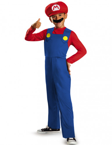 Disfraz Mario™ niño