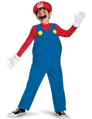 Disfraz Mario™Deluxe Niño