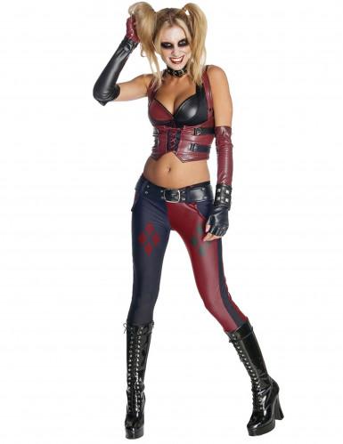 Disfraz Harley Quinn Batman Arkham City™ mujer