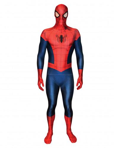 Disfraz Spiderman Morphsuits™ Deluxe adulto
