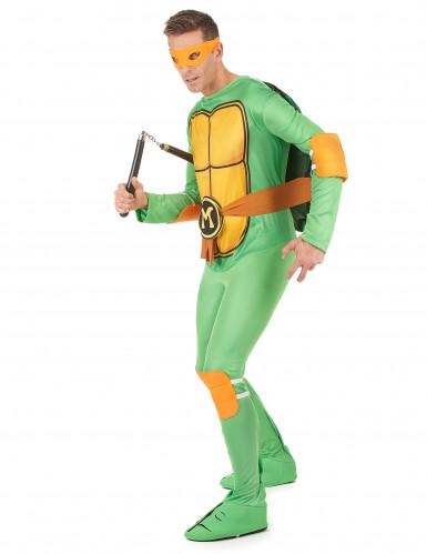 Disfraz Michelangelo Tortugas Ninja™ adulto-1