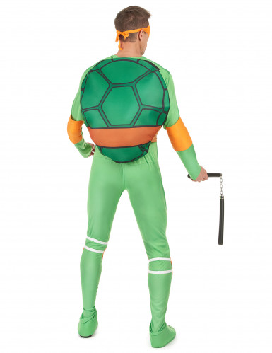 Disfraz Michelangelo Tortugas Ninja™ adulto-2