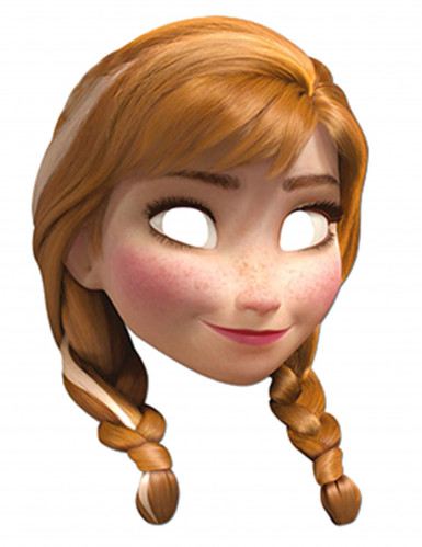 Máscara Anna Frozen™