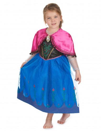 Disfraz de lujo sonoro Anna Frozen™ niña