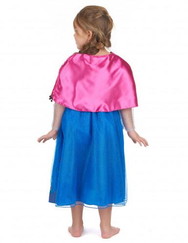 Disfraz de lujo sonoro Anna Frozen™ niña -4