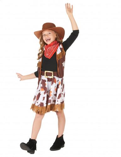 Disfraz vaquera niña-1