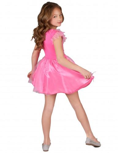 Disfraz de princesa rosa niña-2