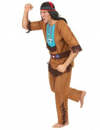 Disfraz indio hombre-1