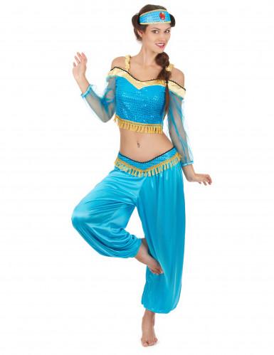 Disfraz de bailarina oriental mujer