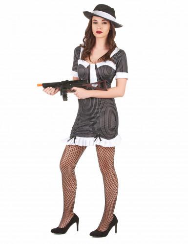 Disfraz de gánster mujer-1