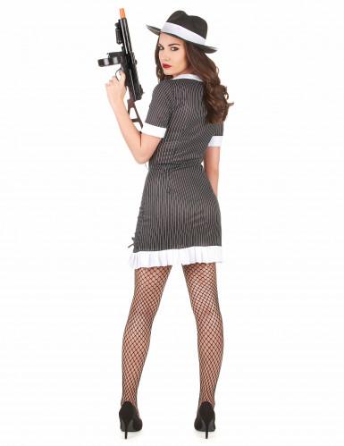 Disfraz de gánster mujer-2