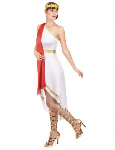 Disfraz romana para mujer-1