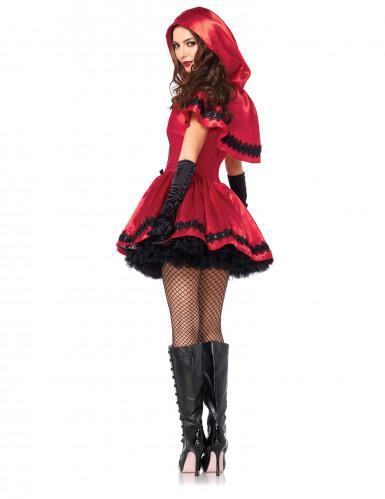 Disfraz de Caperucita roja elegante mujer-1