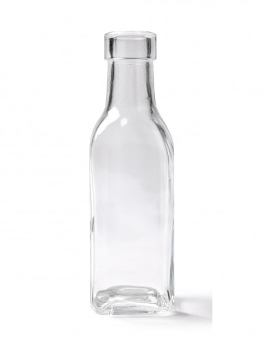 Botella cuadrada 15 cm