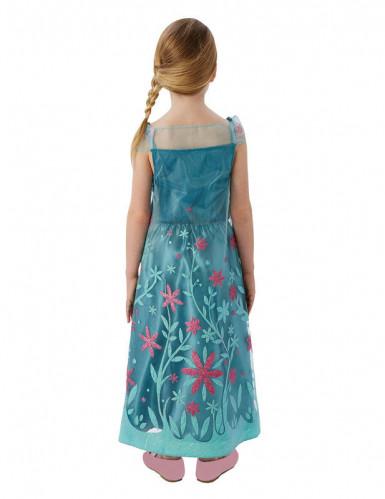 Disfraz de Elsa Frozen. Fiesta niña-1