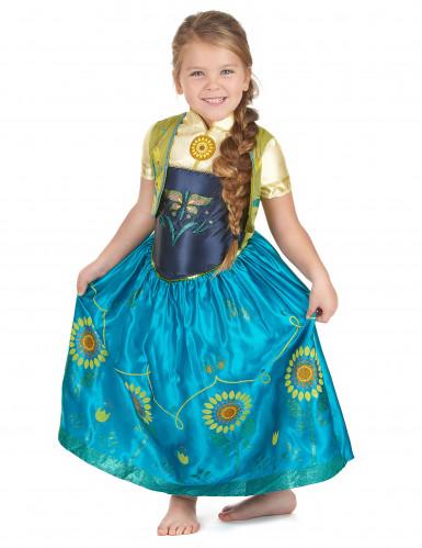 Disfraz Anna Frozen™ Fever™ niña