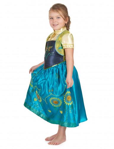 Disfraz Anna Frozen™ Fever™ niña-1
