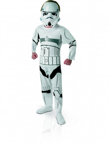 Disfraz clásico de Stormtrooper Star Wars Rebels™ niño-2