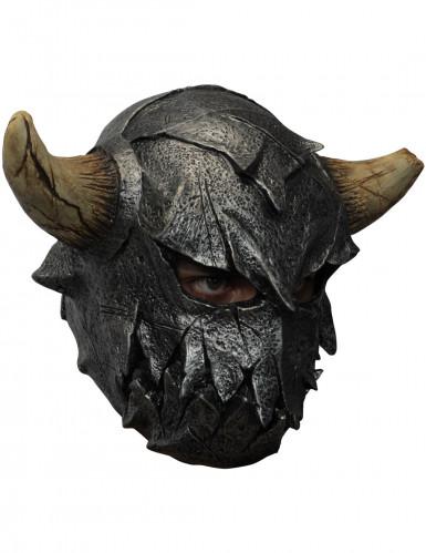 Máscara guerrero vikingo