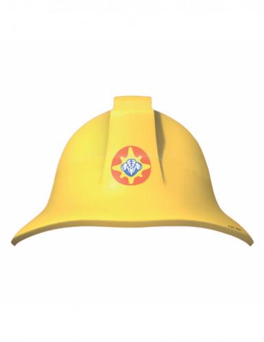 8 Sombreros cartón Sam el Bombero™