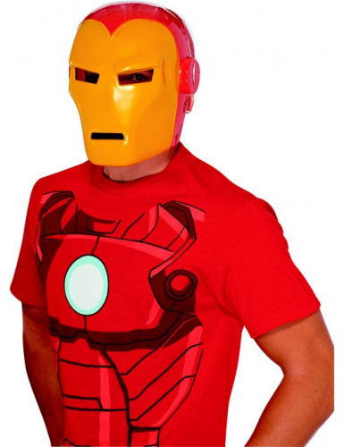 Máscara adulto Iron Man™
