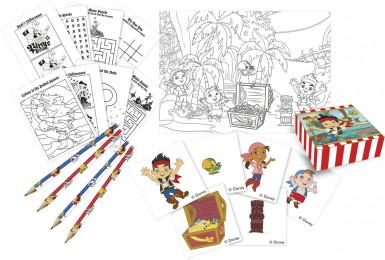Kit dibujo Jake y los Piratas™